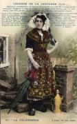 'Legenda de la Lanterne' La falaisienne / French folklore, Francia folklór Falaiseből