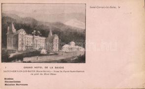 Saint-Gervais-Les-Bains, Grand Hotel de la Savoie