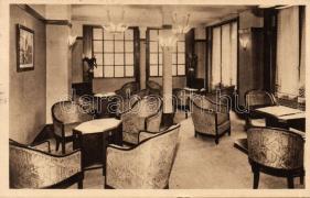 Paris, Rue du Conservatorie, Hotel Bayard, Le Salon, interior