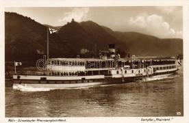 SS Rheinland, SS Rheinland
