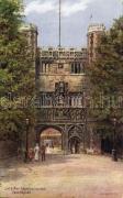 Cambridge, Gateway, Trinity College s: A. R. Quinton
