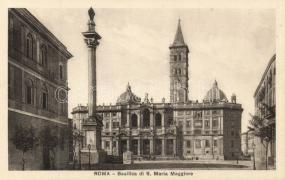 Rome, Roma; Basilica di S. Maria Maggiore