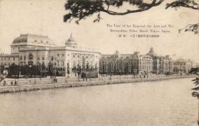 Tokyo, Imperial Theater, Metropolitan Police Board