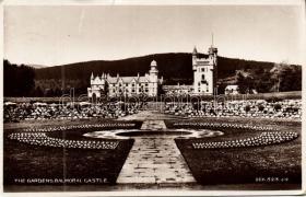 Royal Deeside, Balmoral Castle, gardens