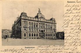 Hannover Main post office, Hannover főposta