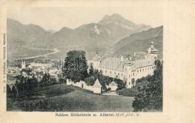 Admont Röthelstein castle, Admont Röthelstein kastély
