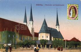 Altötting templom és kápolna, Altötting church and chapel