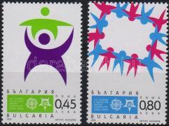50th anniversary of EUROPA stamp set, 50 éves az EUROPA bélyeg sor, 50 Jahre Europamarken Satz