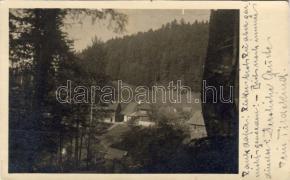 Kleinreifling hunter house, Kleinreifling vadászház, Klein Reifling, Maierhofthal Jagdhaus
