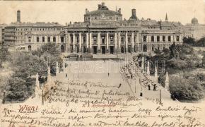 Vienna, theatre, Bécs, színház