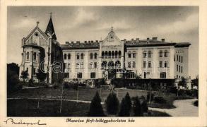 Budapest XII. Manréza férfi lelkigyakorlatos ház