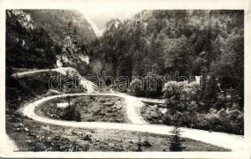 Cheile Bicazului / Bicaz Canyon, Békás-szoros