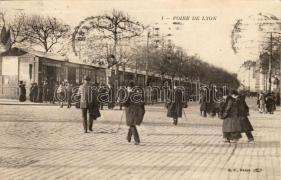 Lyon fair, Lyon vásár