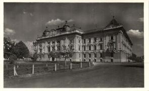Rimavská Sobota, county hall, Rimaszombat, Vármegyeháza