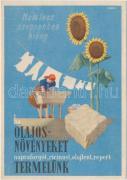 Hungarian advertisement s: Mosdossy, Nem lesz szappanban hiány, ha olajos növényeket termelünk, dr. Kristály Aladár kiadása s: Mosdossy