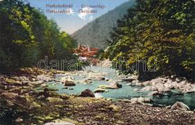 Herkulesfürdő Cserna valley, Herkulesfürdő Cserna-völgy