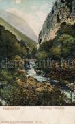 Herkulesfürdő Cserna-valley, Herkulesfürdő Cserna-völgy, Krizsány R. kiadása