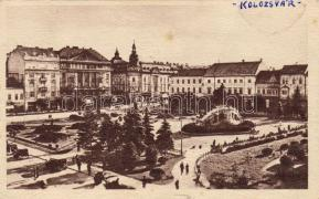 Cluj center, Kolozsvár centrum