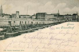 1898 Düsseldorf, port