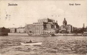 Stockholm, Royal Navy Opera